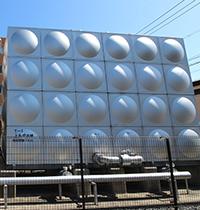 受水槽(貯水槽)・高架水槽洗浄